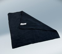 "T4W Microfibre Cloth ""Soft Black"" (59331)"