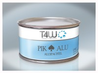 T4W PIK ALU Putty with aluminum dust (59119)