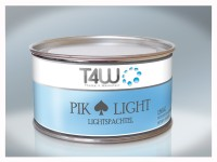 T4W PIK LIGHT lightweight polyester putty (59118)