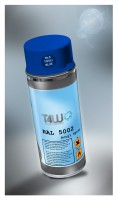 T4W Blue spray paint RAL 5002 Ultramarinblau (59284)