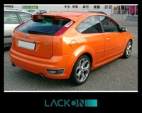 T4W Lacker Ford Electric Orange