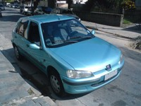 T4W Car paint - automotive Samoa Blue ( M0GF ) 1L (M0GF)