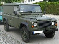 T4W Military paint for Land Rover acryl (Land Rover)